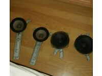 Toyota lucida speakers + brackets