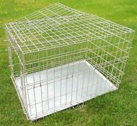 Large Dog Cage, Excellent Condition