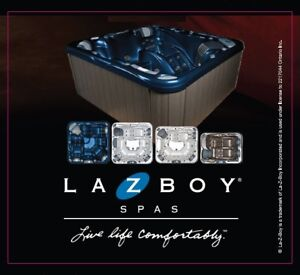 LAZBOY HOT TUBS AND SPAS at Everything H2O