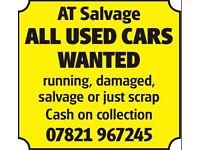 Scrap my car Baldock