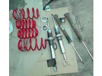Ta technix coilovers Fit audi a4 b6 and b7 model Passat b5.5