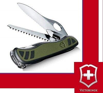 Victorinox 0.84 u61.MWCH NUOVO COLTELLO ESERCITO SVIZZERO Soldato Soldier da 200