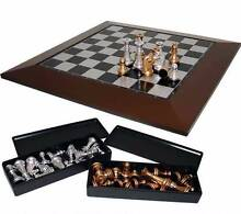 New 31CM Top Quality Magnetic Modern Colour Chess Set Game Board Glen Waverley Monash Area Preview