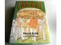 Pageant of Cricket by David Frith