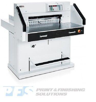 Mbm Triumph 7260 Automatic Paper Cutter - Challenge Polar Baumcut