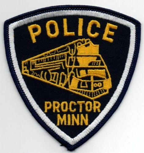 MINNESOTA MN PROCTOR POLICE NICE PATCH SHERIFF
