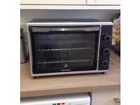 Worktop or table top oven