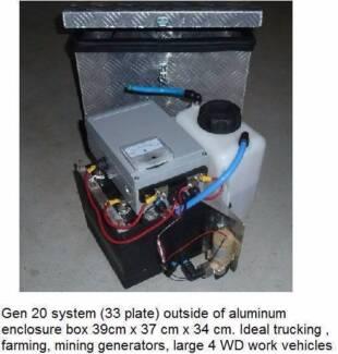 Hydrogen HHO fuel cell/system -Save Fuel Campervan, Motorhome