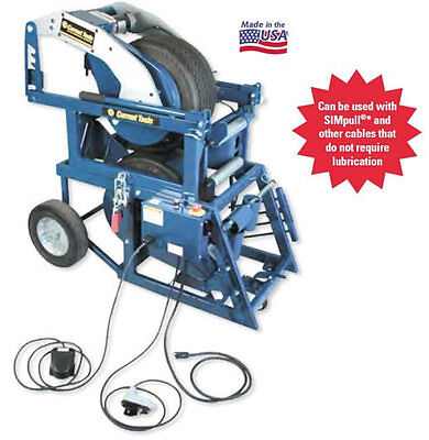 Current Tools 99 Electric Cable Feeder New