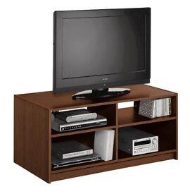 TV Unit - Walnut effect - Like New