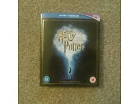 Harry Potter Complete. Bluray