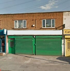 REGIONAL HOMES ARE PLEASED TO OFFER THIS COMMERCIAL PREMISES ON GREEN LANE IN BORDESLEY GREEN!!!