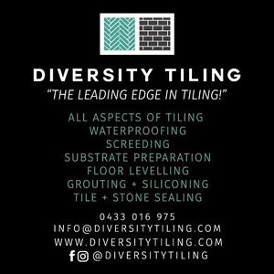 Diversity Tiling - wall and floor tiler Gilston Gold Coast West Preview