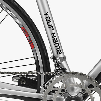 Decals, Stickers - Bike Frame Decal - Trainers4Me