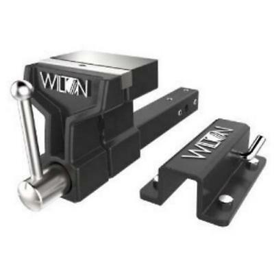 Wilton Tool 10010 Truck Bench Vise 6 Hitch2bench Atv