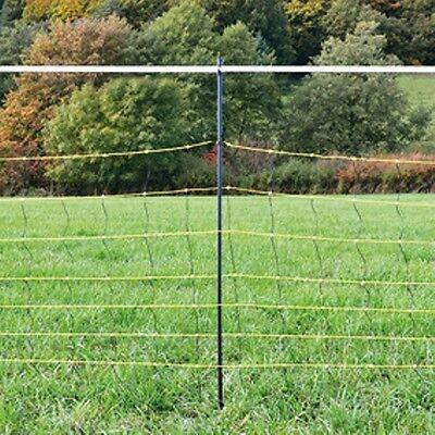 Wolfsnetz 90/120CM 50m Largo Wolfsabwehrnetz Abwehrnetz Valla Eléctrica Red