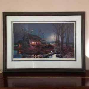 Terry Redlin Ducks Unlimited Edition Collector Prints