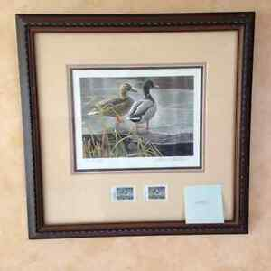 Wildlife Habitat Canada Duck Stamp & Print Collection