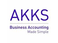 ACCOUNTING, BOOKKEEPING, PAYROLL & TAX NEEDS FROM JUST £55.00/MONTH IN LONDON