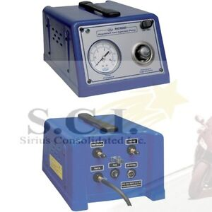MC800 REGULATED FUEL PUMP FOR FUEL INJECTION TESTING