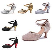 Zapatos De Baile De Salón De Baile De Mujer Zapatos De Salsa De Tango Moderno Wx -  - ebay.es