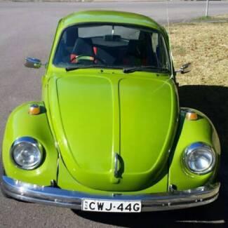 VW Beetle 1973 Lisarow Gosford Area Preview