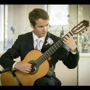 High quality acoustic or classical guitar lessons for all levels Cambridge Kitchener Area image 1