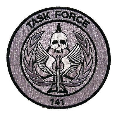 Call of Duty 141 Task Force - Uniform Patch - Kostüm Aufnäher - zum aufbügeln