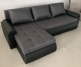 Brand New Corner Sofa Bed. Was £750 now only £300 *Delivery available