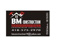 Construction, Rénovation