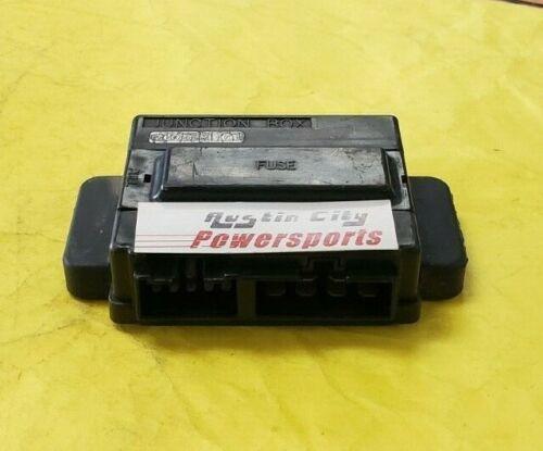 1986-89 kawasaki 250-500 ninja black box.