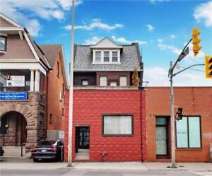 Fabulous 5+1 Bdrm Unit, Incredible Location, On Bloor St W