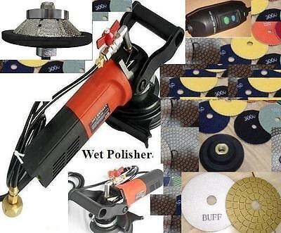 Wet Polisher 34 Bevel Bullnose Router How To Fabricate Granite Countertop Usb