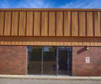 Warehouse Office PLUS Mezzanine Office/Boardroom 1600sf