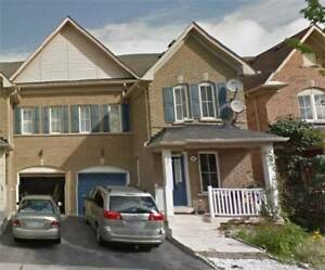 3+1 Bedroom House For Lease At Ajax!!
