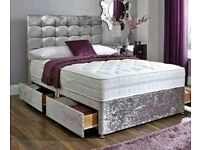 Brand new beds with free delivery and mattress options!!
