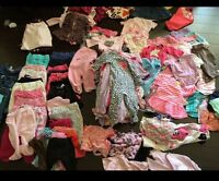 Baby Girl 3-9 Month Clothes