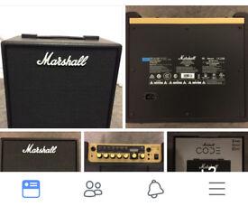 Marshal Code Amplifier