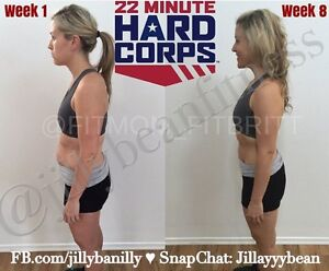 """Get """"Boot Camp Fit"""" 22 Minute Hard Corps - Currently ON SALE!! Peterborough Peterborough Area image 6"""