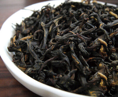 New Chinese High Grade Premium Dianhong Maofeng Black Tea Aroma Healthy Gift