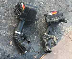 INFINITI OEM AIR INTAKES (BARELY USED ON 2010 G37X)