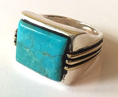 1920s 30s 40s 50s Classic Art Deco Usa Southwestern Turquoise Vintage Style