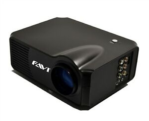 FAVI RioHD-LED-3 LCD Projector - 576p - HDTV - 4-3 - LED - 50 W