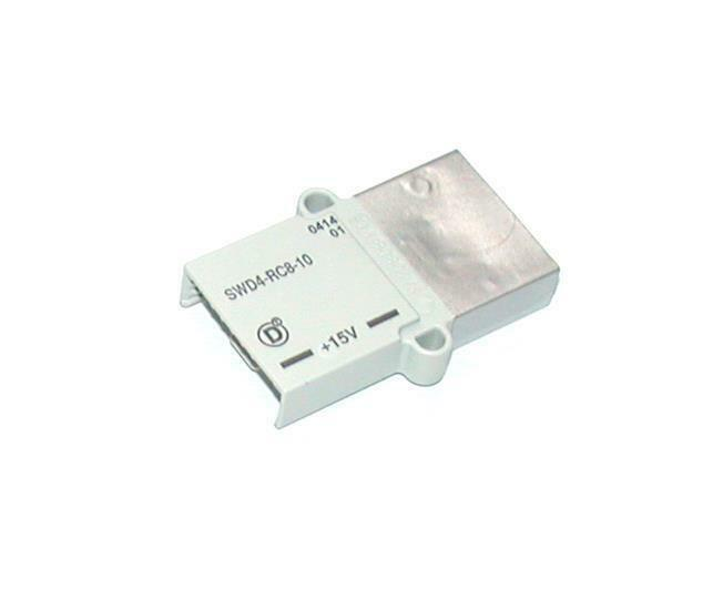 New Eaton SMARTWIRE-DT  SWD4-RC8-10   BUS Terminating Resistor