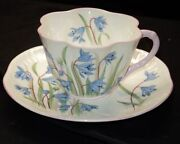 Shelley Cup and Saucer Dainty