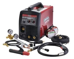 LINCOLN ELECTRIC 140 MP Multi-Process WELDER (BRAND NEW)