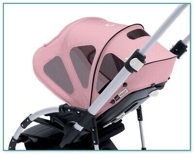 Bugaboo Fox & Bugaboo Cameleon3 Breezy Sun Canopy - Soft Pink