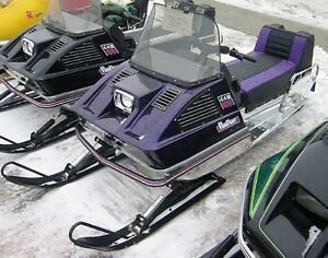 Vintage-Snowmobile-Arctic-Cat-Panther-Cheetah-Puma-Chrome-SKI-Shocks-NEW