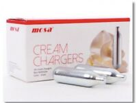 Cream Chargers- £10 box. London and surrounding areas