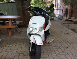 2008 Derbi Bullet.  Motorcycle. (Excellent condition)